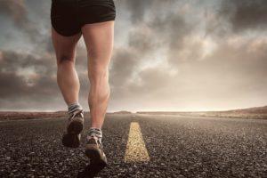 Entrainement pour la course à pied