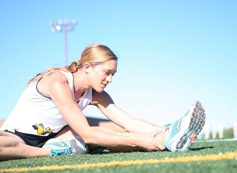 Étirement muscles